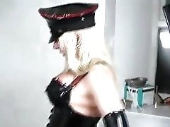 Shemale Mistress Piss In Fellow Mouth And Bum