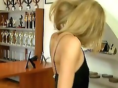 Rocco Siffredi Studies The Depth Of Unsafely Sexy Natasha Ds Bum With His Love Torpedo