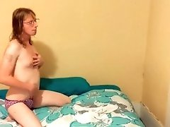 Trans Bedroom Getting Off