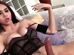 Nice Asian Shemale Compilation Her Popshots