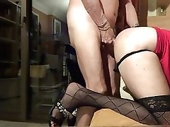 French Arab Trav Crossdresser Ass Fucking Submissive And Mentor
