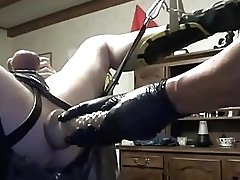 Lengthy Ball Faux-cocks And Fisted Thru An Backside Tunnel Fake Penis