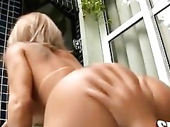 Shemale And Her Stud Trade Oral Jobs